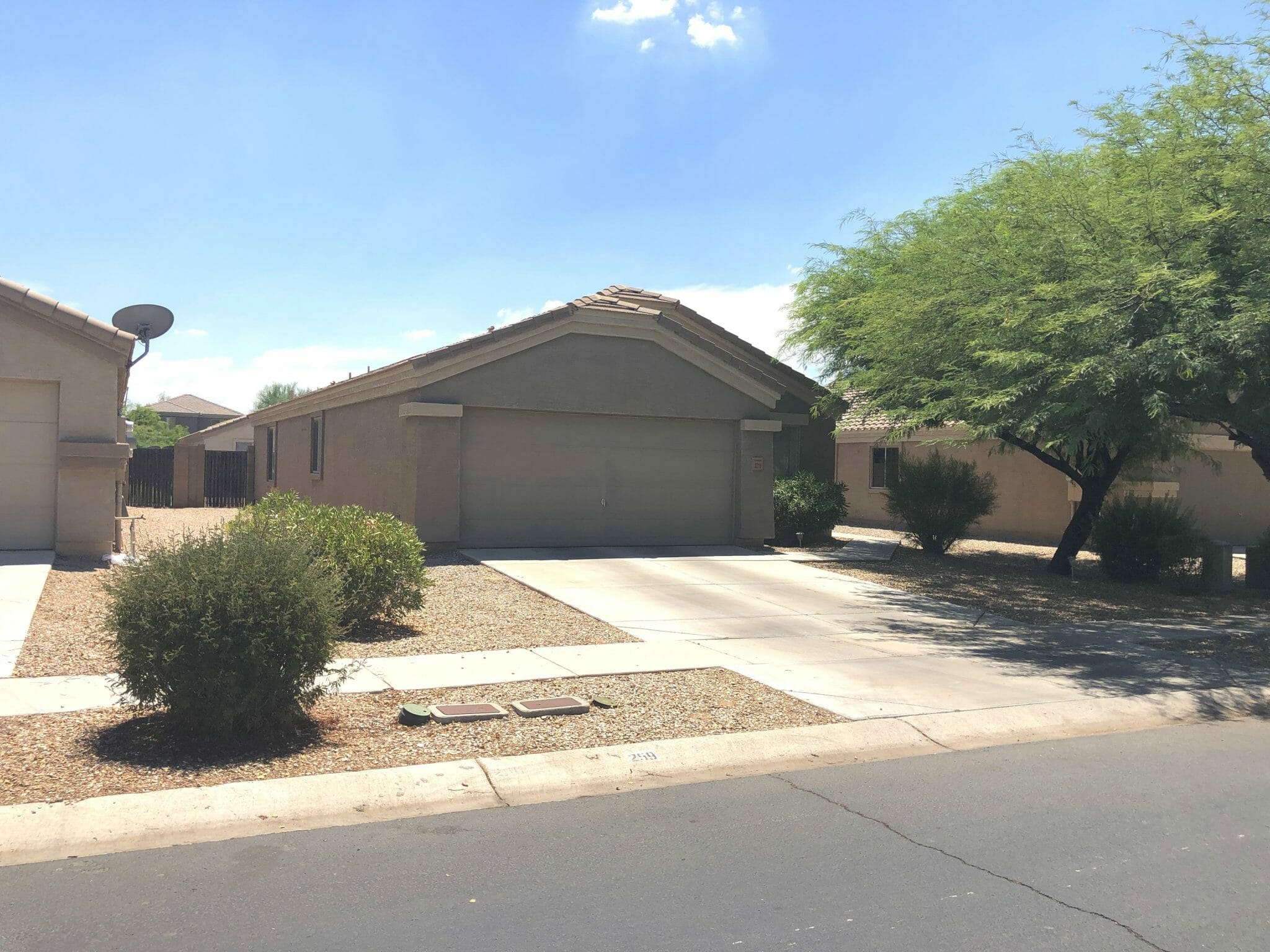 2219 W Pinkley Ave, Coolidge, AZ 85128