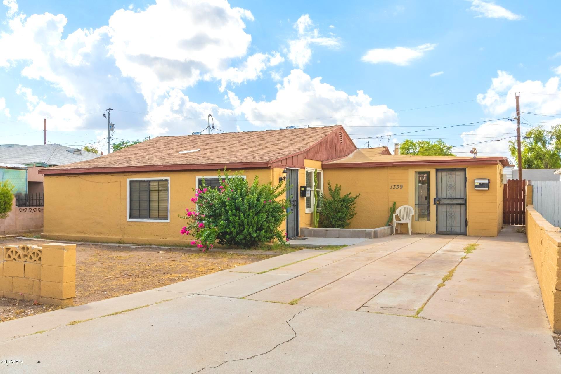 1339 E MONTEROSA Avenue, Phoenix, AZ, 85014