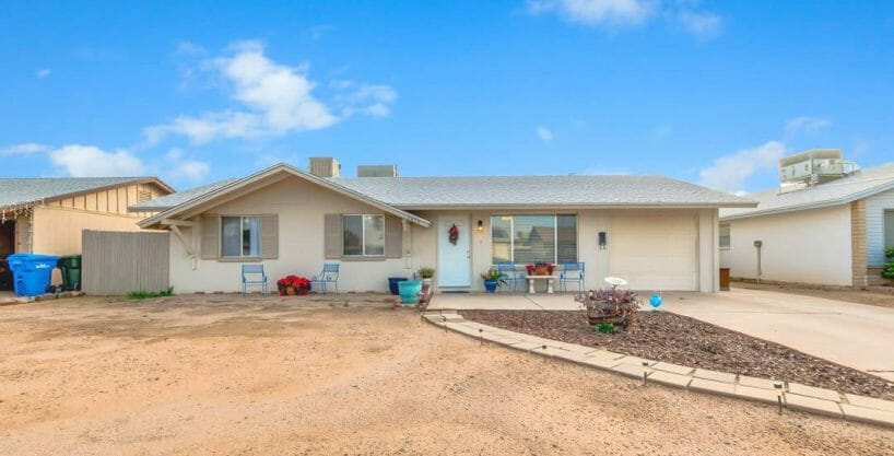 2413 W SUNNYSIDE Drive, Phoenix, AZ, 85029