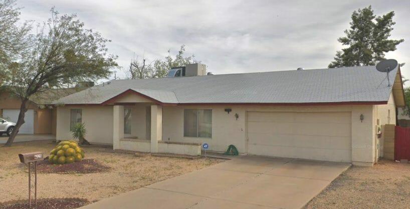 4325 W Paradise Dr, Glendale, AZ 85304