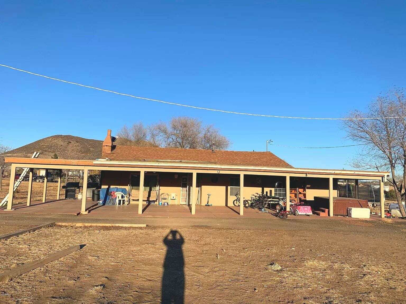 6475 S Marquez St, Mayer, AZ 86333
